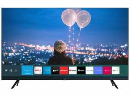 Smart TV Crystal UHD 4K LED 50? Samsung - 50TU8000 Wi-Fi Bluetooth HDR 3 HDMI 2 USB<br><br>