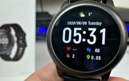 Smartwatch Xiaomi Haylou Solar LS05 + Pulseira extra + Película - Novo, Original e lacrado