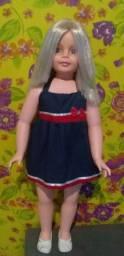 Boneca Amiguinha anos 90