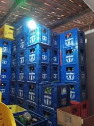 Vendo caixas de skol