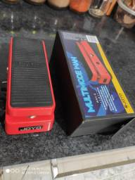 Pedal Joyo Multimode Wah e Volume