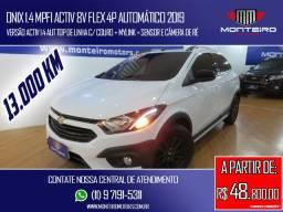 Chevrolet Onix 1.4 Mpfi Activ 8v Flex 4p Automático Top de Linha C/ MyLink 13.000 Km
