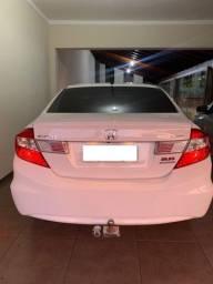 Honda Civic lxr 2.0 flexone 4p aut