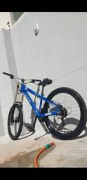 Bicicleta de downhill  Gios