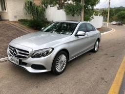 Mercedes C200 2017 - km Baixo-