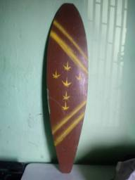 Shape de Longboard X-Seven usado