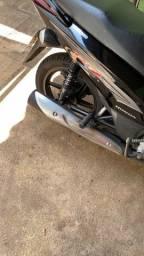 Honda biz 14/14 completa com injeção