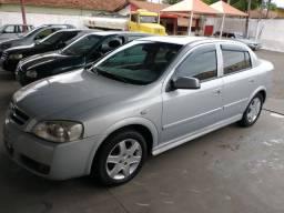 Astra Sedan 2003 álcool original completo e couro