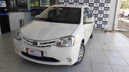 Toyota Etios 1.5 Flex (Entrada: 3.500,00)