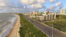 Apartamentos de 2 e 3 quartos e cobertura diferenciada com 378 m2