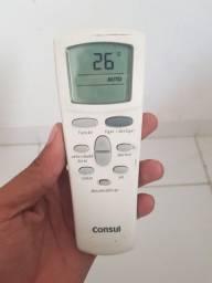 Controle de ar condicionado de janela