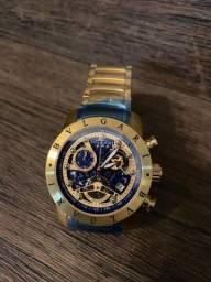 Relógio Bvlgari Dourado ( Novo )