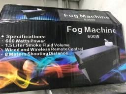 Máquina de fumaça p/festa