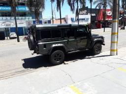Land Defender Automática ( Jipe Jeep Troller Wrangler Marrua rural f75 )