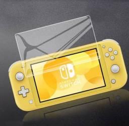 Película de vidro Nintendo switch lite