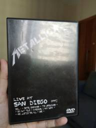 Metallica - Live at Sandiego 1992 Bootleg DVD