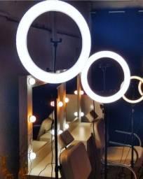Ring Light +Tripé profissional R$150,00