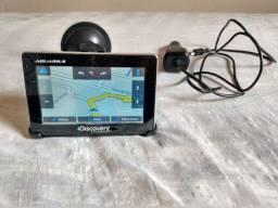 GPS Discovery com tv