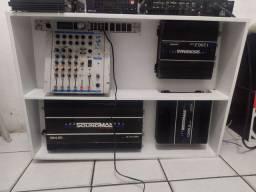 Amplificador sound marx 220v