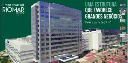 Alugo SALA de 38,00m2 ,Empresarial Riomar Fortaleza- CE