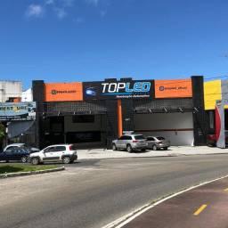 TopLed Iluminação Automotiva aqui na Rotatória da Av.São Paulo 817