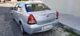 Oportunidade Toyota Etios Sedan Original