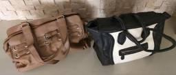 Bolsa feminina Kit com 18 unidades