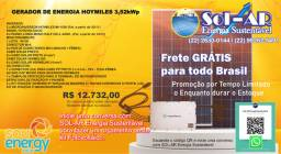 Kit Fotovoltaico Hoymilis 3.52 kwp