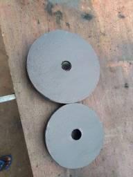 Anilhas de concreto