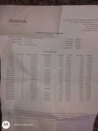 Vende se consórcio de moto  Honda 6500ou troco por consorcio carro