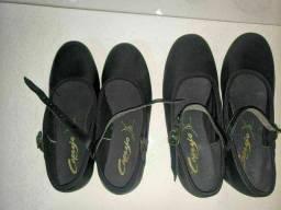 Sapato sapateado dança capezio 28 31 entrega gratuita