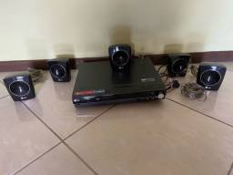 Home theater LG completo
