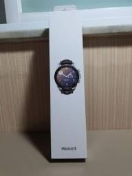 Smartwatch Samsung Galaxy Watch3 41mm Prata