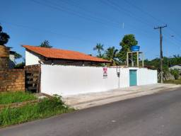 Casa  na  BR316