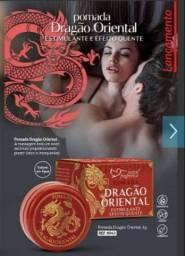 Pomada Massageadora Oriental Dragão
