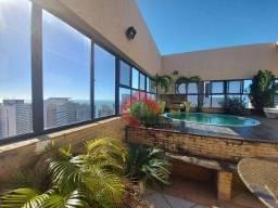 Cobertura com 4 dormitórios à venda, 300 m² por R$ 1.600.000 - Mucuripe - Fortaleza/CE