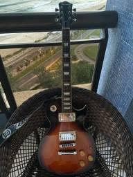 Guitarra Hurricane Les Paul