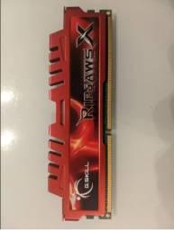 Memoria G Skill Ripjaws X 8gb DDR3  1333mhz