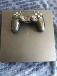 Ps4 slim 500 gb usado