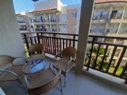 Título do anúncio: Apartamento com 2 dormitórios à venda, 58 m² por R$ 439.000,00 - Porto das Dunas - Aquiraz