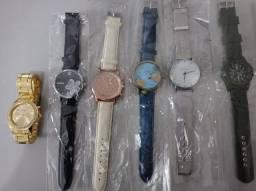 Relógios diversos. Novos