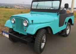 Jeep Willys 1958 - NOVO