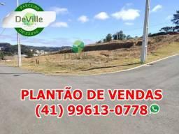 Terrenos em Condomínio Alto Padrão - Próx. ao Parque Tingui