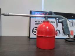 Kit Acessórios para Compressor 5 Peças Noll