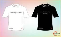 Camisetas é Blusas Moda Evangélica.