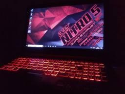Notebook Gamer i5 7°ger 8gb ddr4 ssd m.2 e hd nvidia gtx 1050 de 4gb com nota fiscal