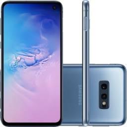 Samsung S10e Azul - Completo na Caixa com Nota Fiscal