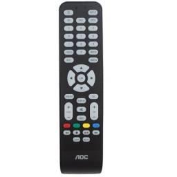 Controle de Televisão AOC Led LCD