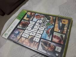 Vendo jogo de Xbox  GTA5
