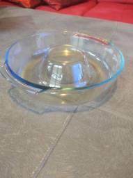 Forma de vidro temperado - Marinex